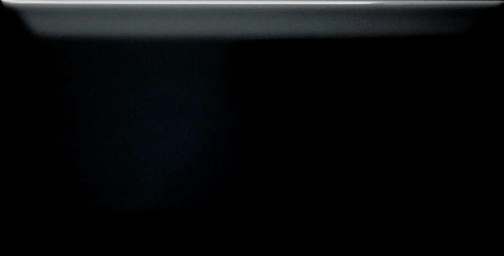 Wandfliese Homestile Metro schwarz glänzend 10x20cm online kaufen