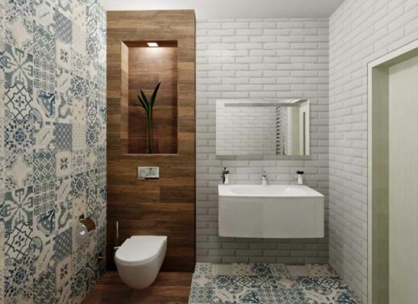 Bodenfliese mainzu pavimento milano blanco 20x20 cm jetzt Azulejos para cuartos de bano modernos