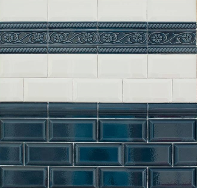 Metro Fliesen Obi: Wandfliese Cevisa Metro Azul Craquele' 7,5x15 Cm Günstig