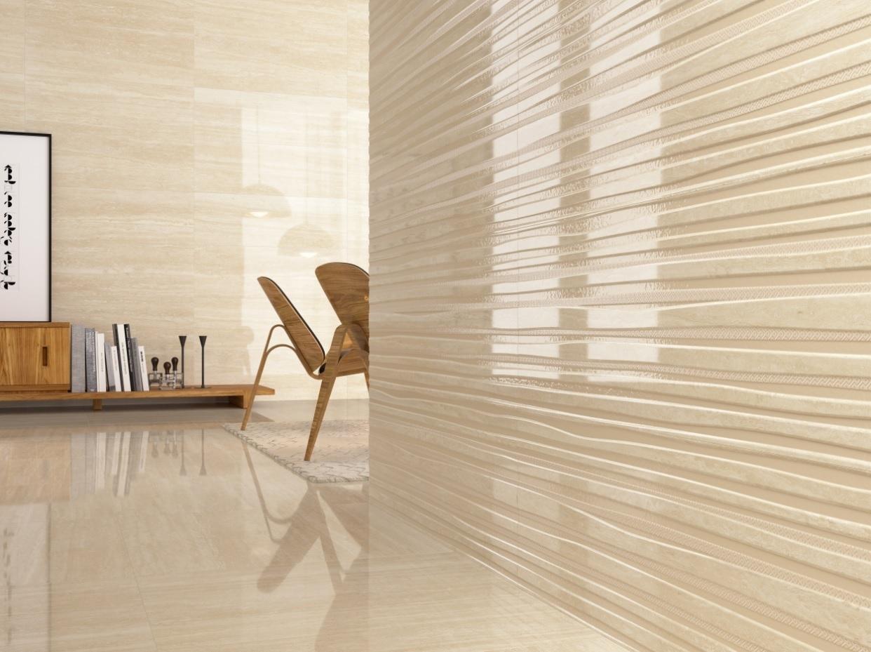 Bodenfliese Sytebo Caesar Natural 60x60 cm günstig online kaufen!