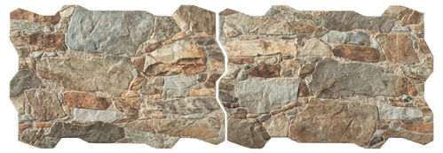 Wandfliese  Homestile Brick Wall Rock Ocra 40x60 cm