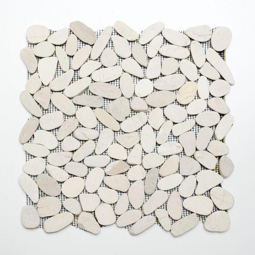 Flusskiesel fliesenoutlet for Zirconio tegels