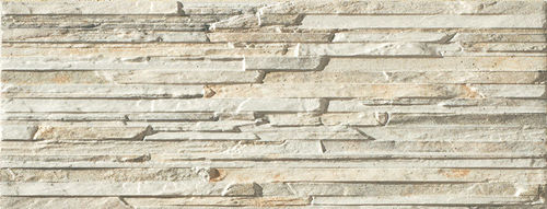 Wandfliese Homestile Brick Piana Bianco 16x42cm