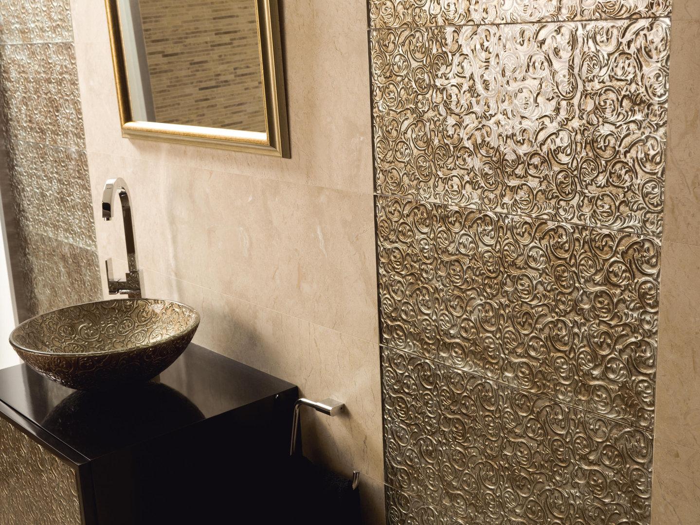 Wandfliese Dune Venezia Kupfer Glanzend 30x60cm Online Kaufen
