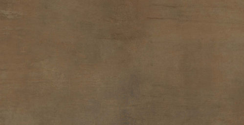 XXL Fliese Interbau Gigaline Detroit copper brown 120x260 cm rektifiziert 6 mm