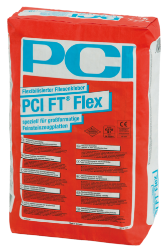 PCI Marken Fliesenkleber FT Flex C2FT1 - 18 kg Sack
