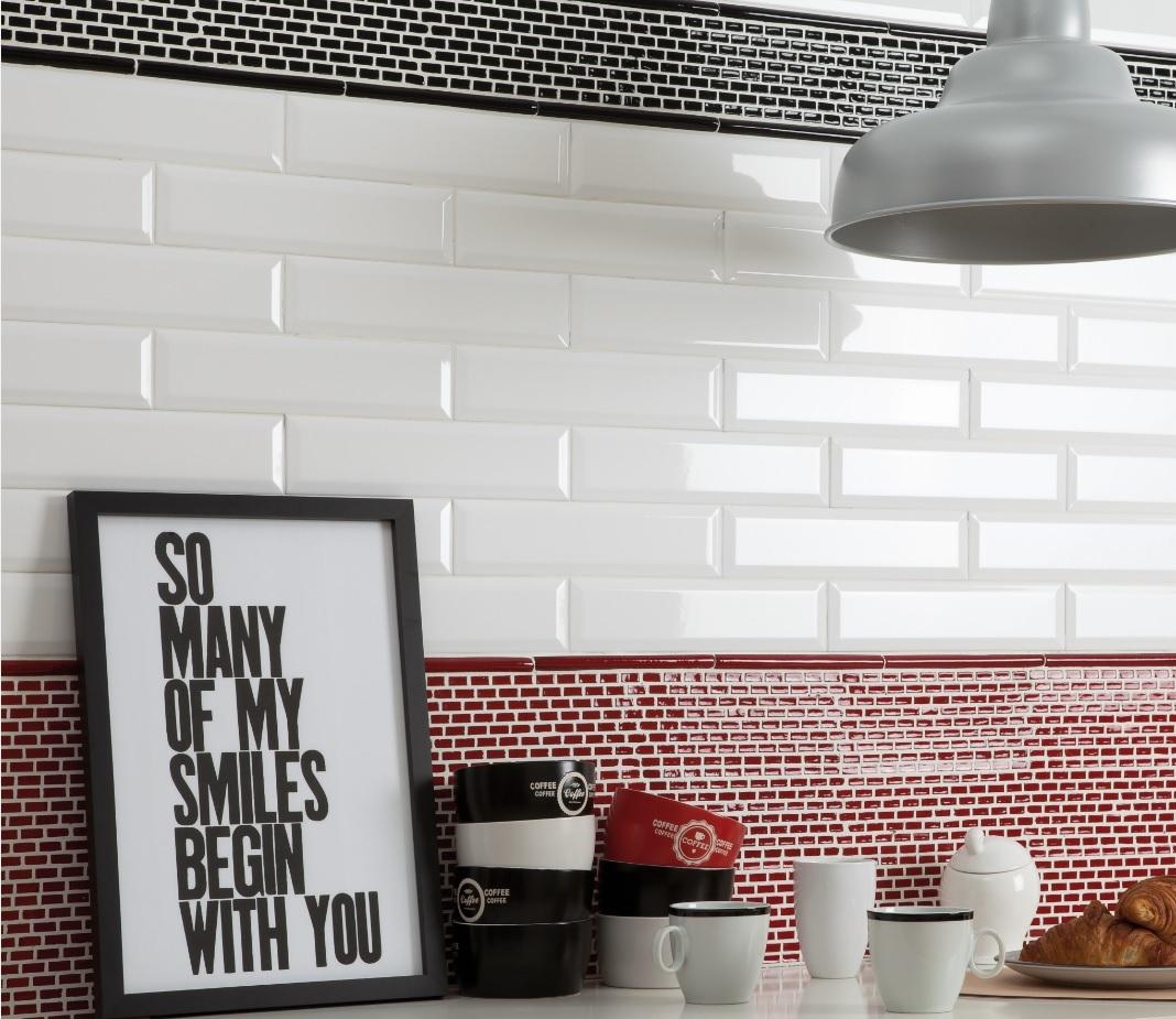 gestaltungen impressionen mit bunten metro fliesen. Black Bedroom Furniture Sets. Home Design Ideas